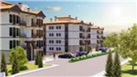 TOKİ'den Kırşehir'e 224 konut