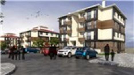 TOKİ, Afyonkarahisar'da inşa edilecek 142 konutun ihalesini yaptı