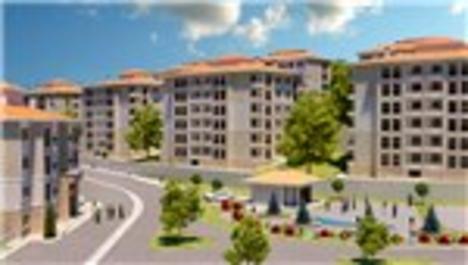 TOKİ, Kayseri'ye 186 konut yapıyor!