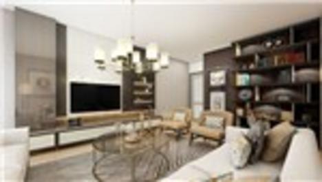 Park Mavera 3 projesinin örnek dairesi!