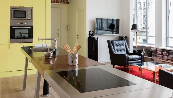 Birbirinden şık mutfak tasarımları!