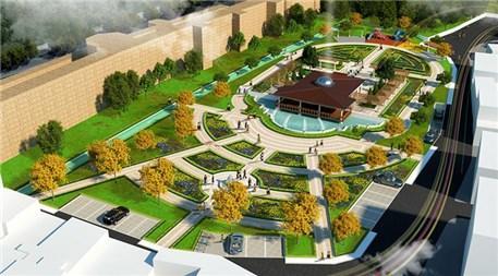 Fatih Sur dibine yeni park alanı geliyor!