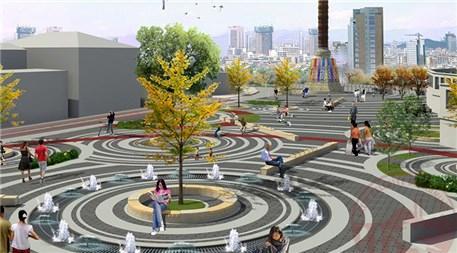 Fatih Çemberlitaş Meydanı böyle olacak!