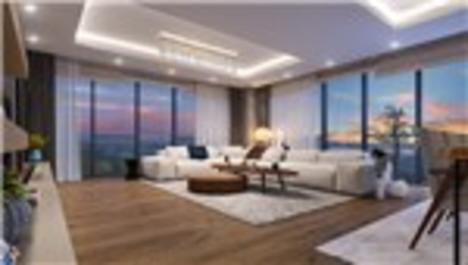 Double Diamond Residence örnek daire görselleri!