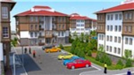 TOKİ'den Kastamonu'ya 110 yöresel konut inşa edilecek