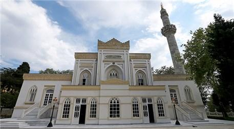 Yıldız Hamidiye Camisi'nin açılışını Cumhurbaşkanı Erdoğan yapacak!