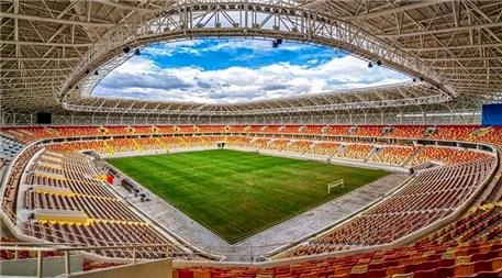 Malatya Stadyumu'nun açılışı yapıldı!