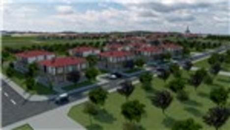 TOKİ, Yozgat'a 224 adet tarımköy konutu inşa edecek!
