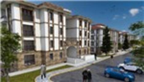 TOKİ'den Sivas'a 460 adet konut!