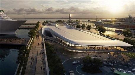 Zaha Hadid Architects, Talinn Limanı Master Planı Yarışması'nı kazandı