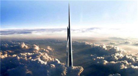 Dünyanın en uzun gökdeleni 1000 metre!
