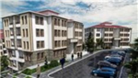 TOKİ'nin Konya'da yöresel mimaride yapacağı proje