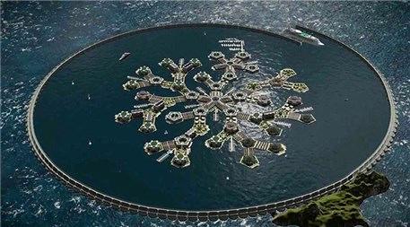 İlk yüzen kent için tarih verildi!