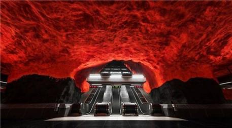 En güzel 12 metro istasyonu!