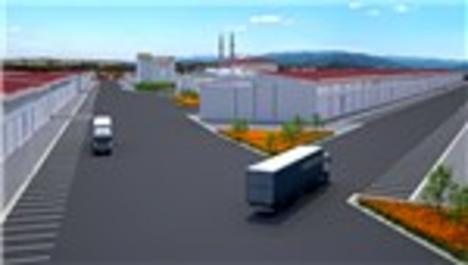 Diyarbakır'da yapılacak yeni oto sanayi sitesi!