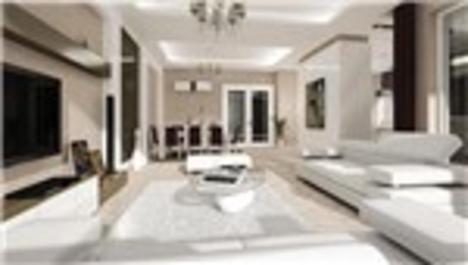 Armada Residence örnek dairesi!