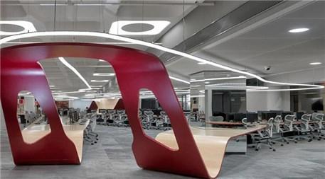 Yemeksepeti.com'dan 24 milyon liralık ofis dekorasyonu!