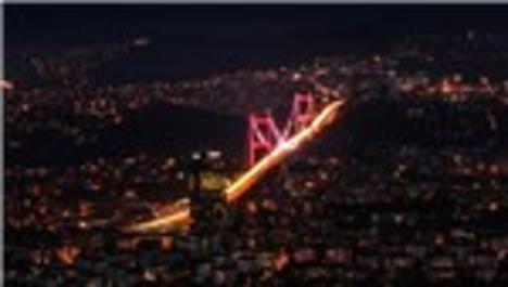 İstanbul'un en yüksek binasından kent bir başka görülüyor!
