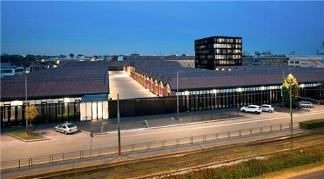 Eski uçak fabrikasından Gucci genel merkez binasına