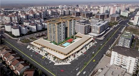 Metropol Rezidans Çorlu proje görselleri yayında!