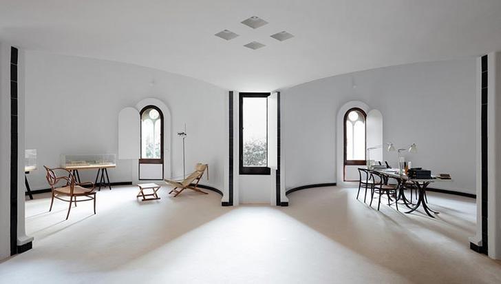 Barselonalı mimarlar bu ofislerde çalışıyorlar!