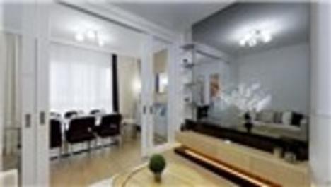 Ebruli Ispartakule 2+1 örnek daire galerisi