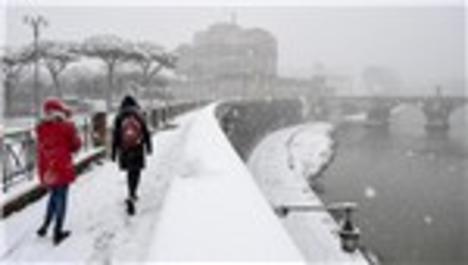 Roma'da kış
