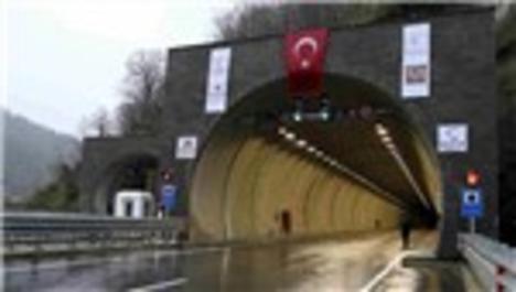 Cankurtaran Tüneli hizmete açıldı