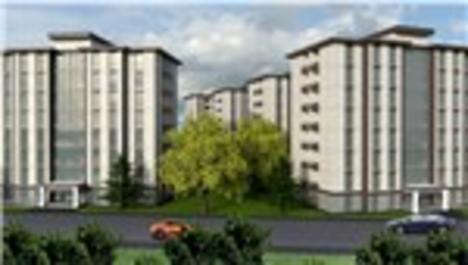 TOKİ'nin Güngören'de yapacağı 224 konut