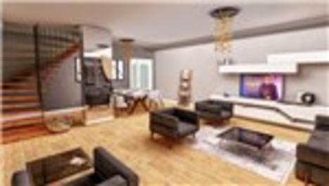 Koru Panorama örnek dairesi