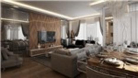 Beyaz Evler örnek dairesi