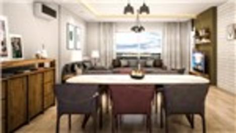 Tarsus Park Konutları örnek dairesi