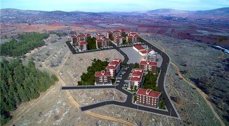 TOKİ'nin Denizli'de inşa edeceği 134 konut