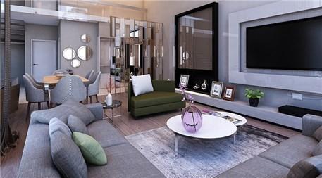 Evak Vogue Residence örnek dairesi