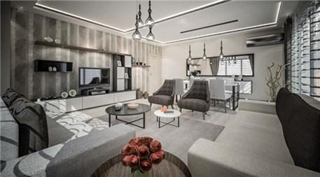 Kent Yapı Prestige örnek dairesi