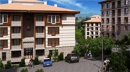 TOKİ'nin Tunceli'ye yapacağı projenin görselleri
