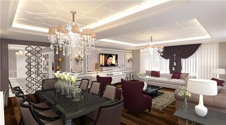 Sapphire Gaziantep örnek dairesi