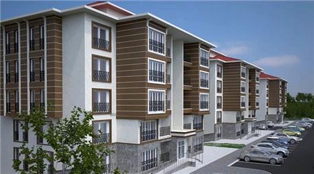 TOKİ Edirne'de 98 konut inşa edecek