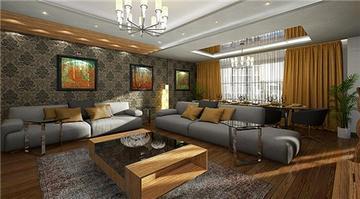 Gold Towers Residence örnek dairesi