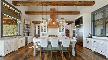 Muhteşem mutfak tasarımları için 20 farklı örnek!