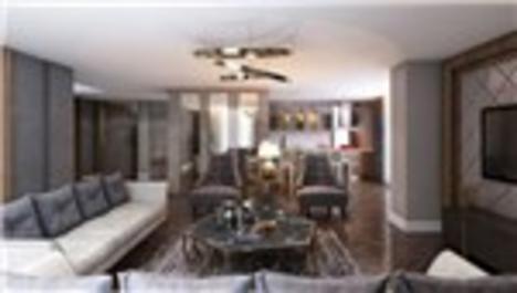 Sunis Blue Residence örnek dairesi