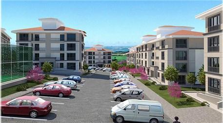 TOKİ'nin Denizli'de inşa edeceği 150 konut