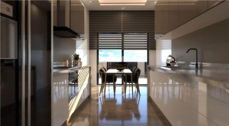 232 Narlıdere Premium örnek dairesi