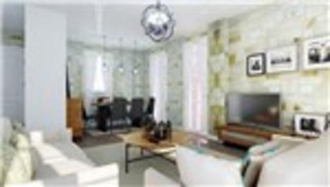 Bademli Taş Evler örnek dairesi