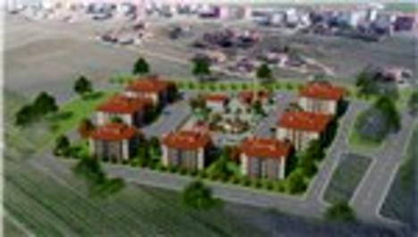 TOKİ Kırşehir projesinin görselleri