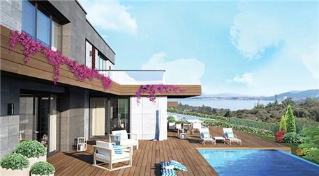 Villa Sera proje görselleri