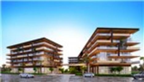 İzpek Station proje görselleri