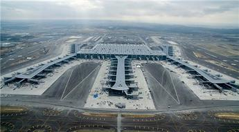 İstanbul Yeni Havalimanı'nın açılış öncesi son görüntüleri!