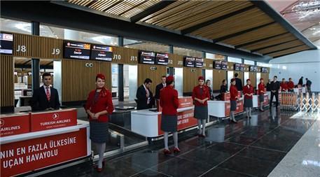 İstanbul Yeni Havalimanı bugun açılıyor!