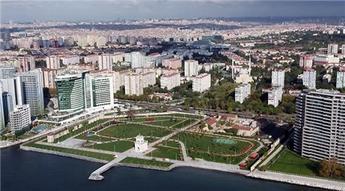 İşte İstanbul'un Millet Bahçeleri!